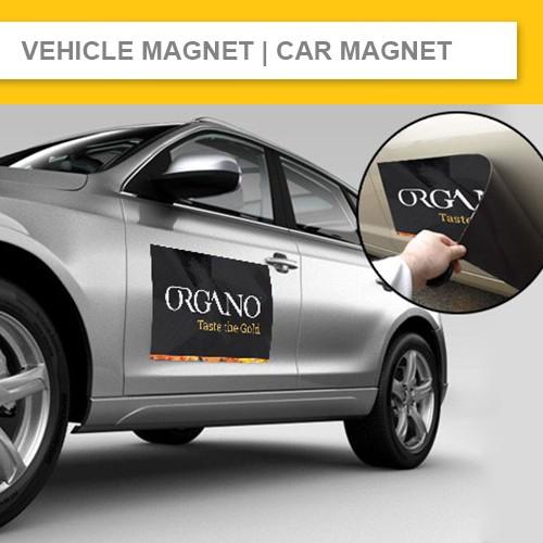 Vehicle Magnet & Car Magnet