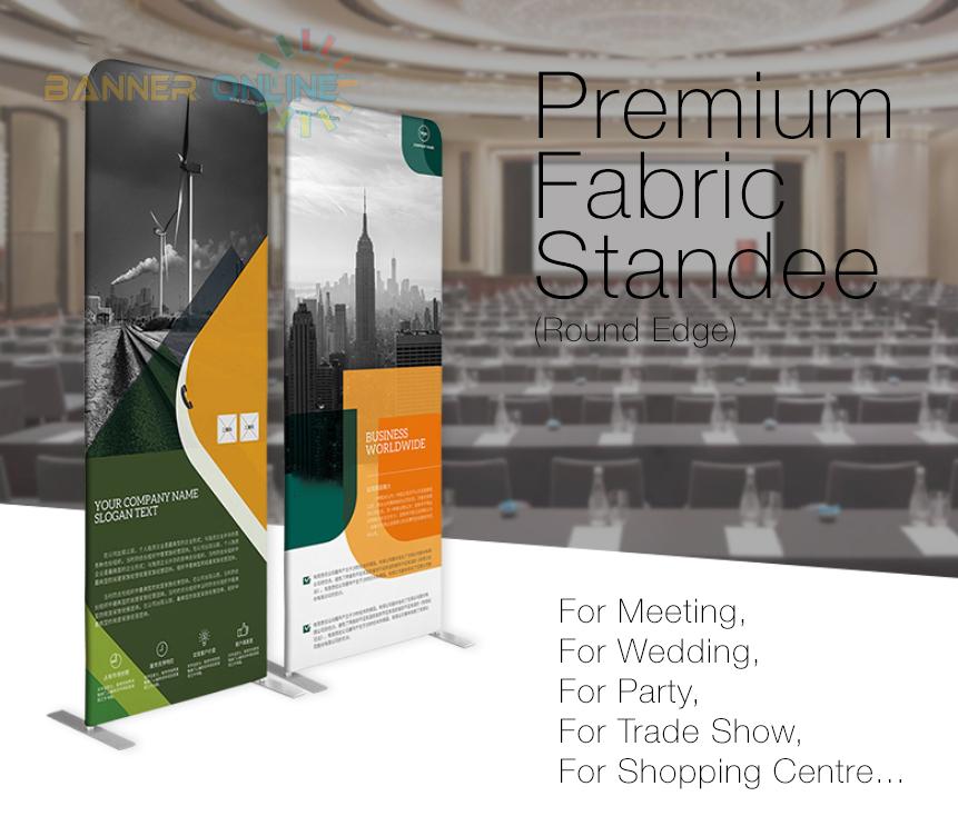 Fabric Standee