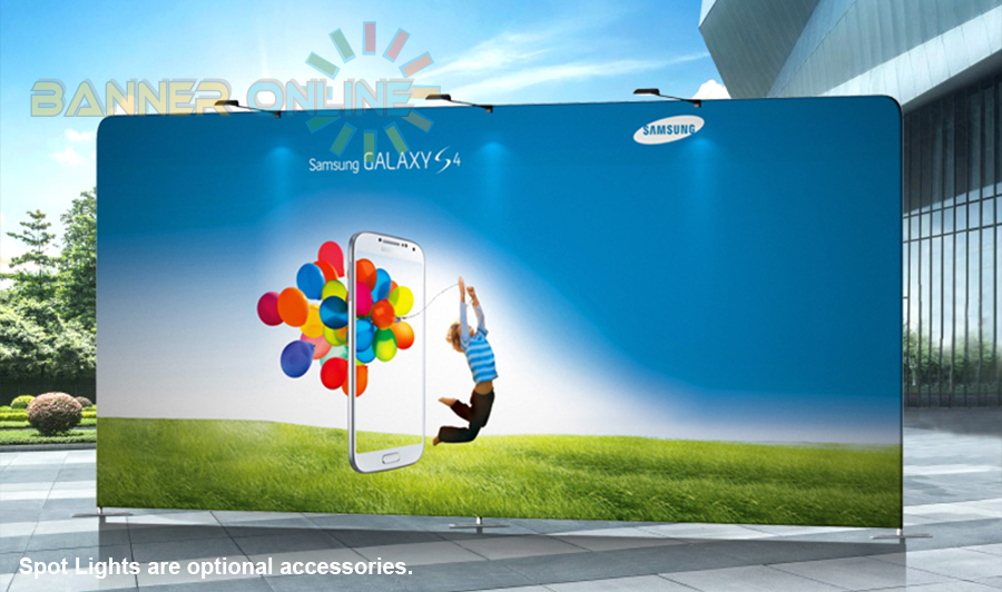 Fabric Exhibition Stand Quotes : Stretch fabric media wall urgent