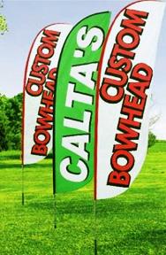 discount flag banner