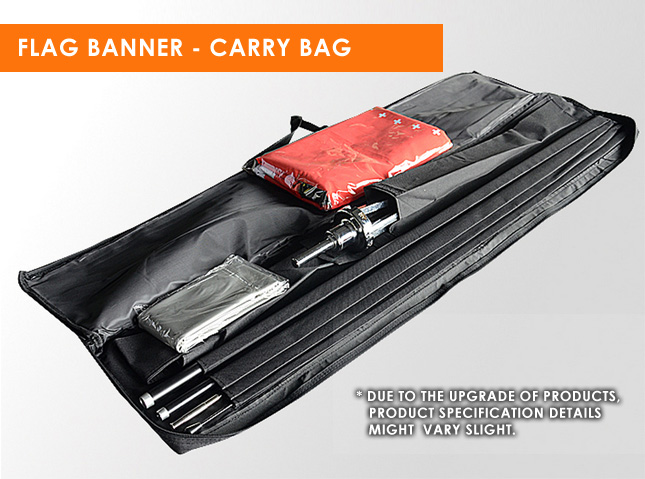 Flag Banner Carry Bag