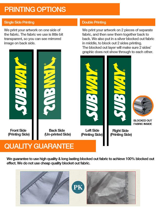 Rectangular Banner Printing