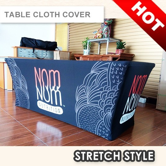 STRETCH FIT TABLE COVER | TABLE THROW | TABLE CLOTH
