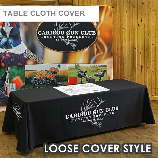 LOOSE STYLE TABLE COVER | TABLE THROW | TABLE CLOTH