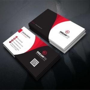 STANDARD BUSINESS CARD 350gsm