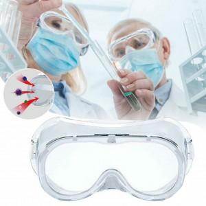 Medical Safety Goggles Safety Glasses - Anti fog & Anti Splash Liquid