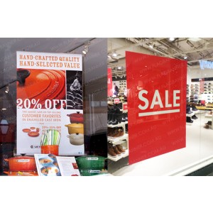 POSTER PRINTING (Polypropylene Synthetic Poster Film, Long Term UV & Water Proof / INDOOR & OUTDOOR POSTER)