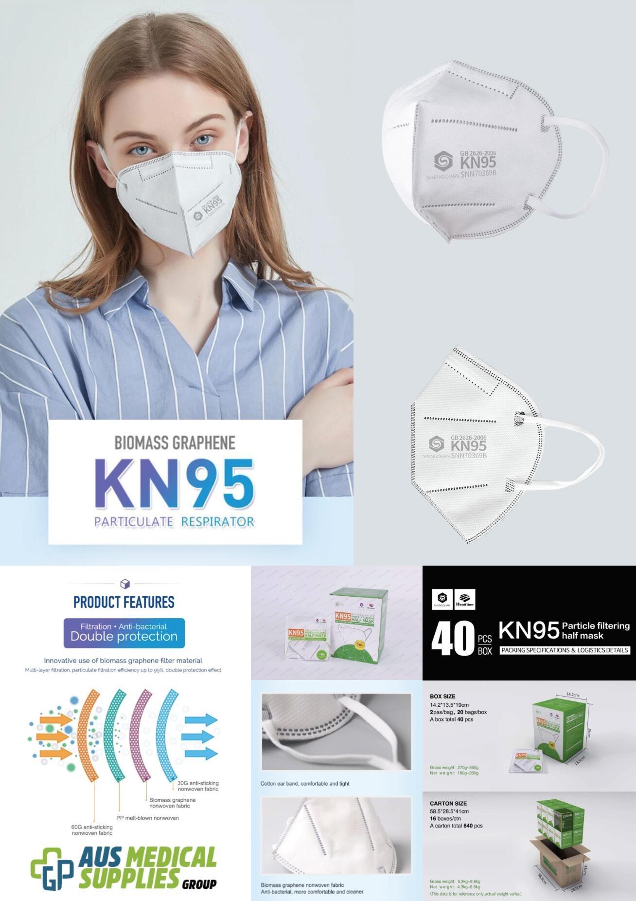 KN95 FACE MASK RESPIRATOR SUPPLIER