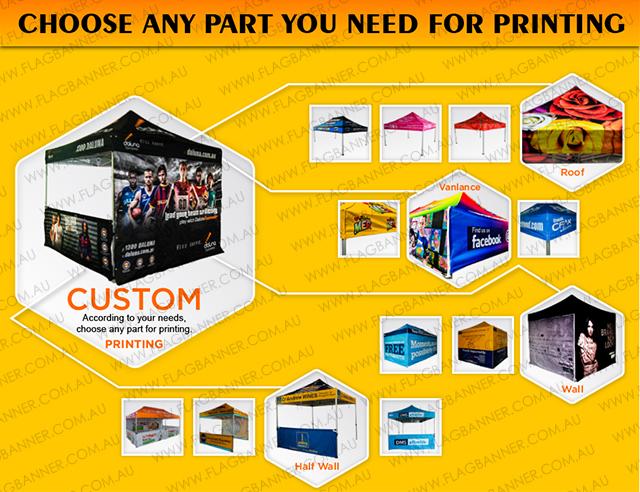 Custom Marquee Printing, Custom Gazebo Printing,Custom Tent