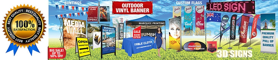Event Signage, Event Display, Event Banners