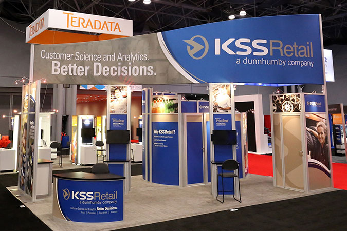 Custom Trade Show Display System