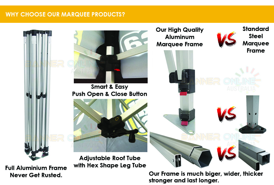 Heavy Duty Marquee Frame, Aluminium Marquee Frame, Hex Shape Gazebo Frame