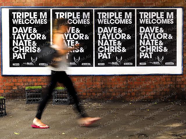 Street Poster Printing